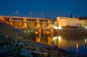 Laxede-vattenkraftstation
