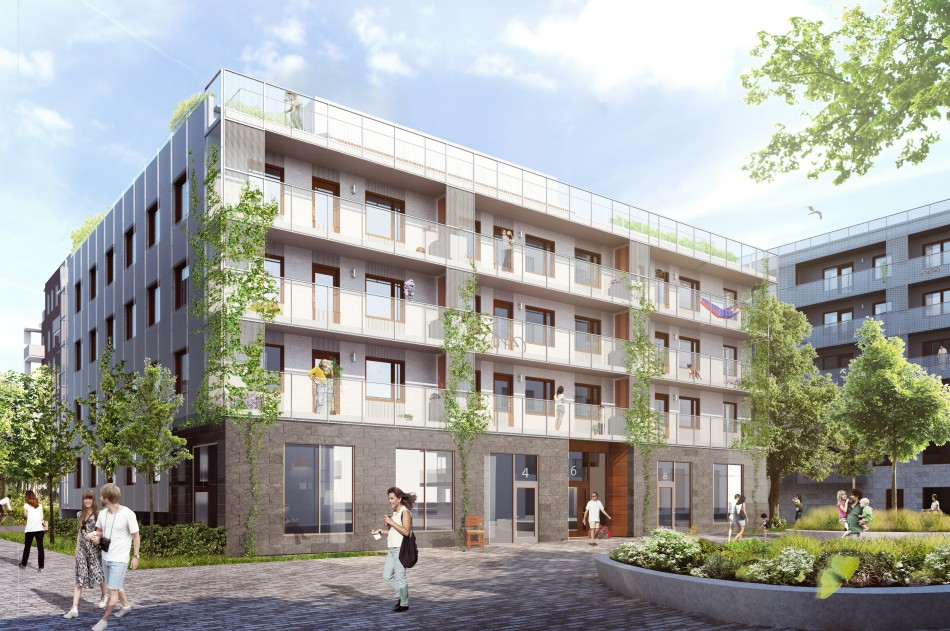 Balkonghusen_Gårdshuset