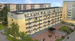 nya bostäder arenastaden